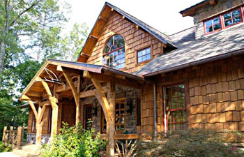 Rustic House Plans and Open Floor Plans   Max Fulbright Designs craftsman house plans