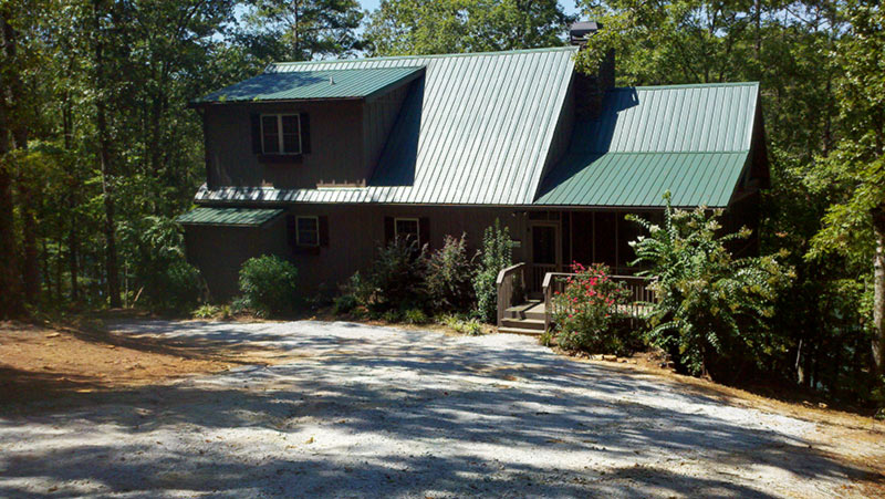 Cabin Floor Mountain Plans Small