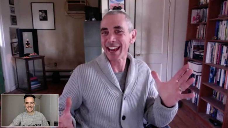 Steven Kotler Interview