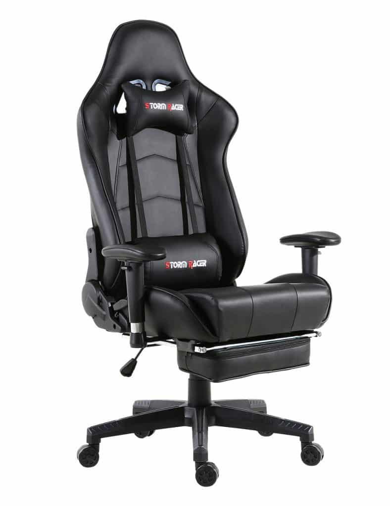 meilleure chaise gamer comparatif