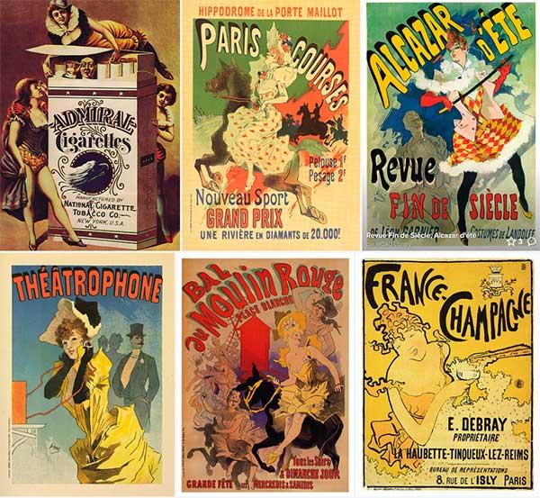 200 affiches publicitaires hd anciennes