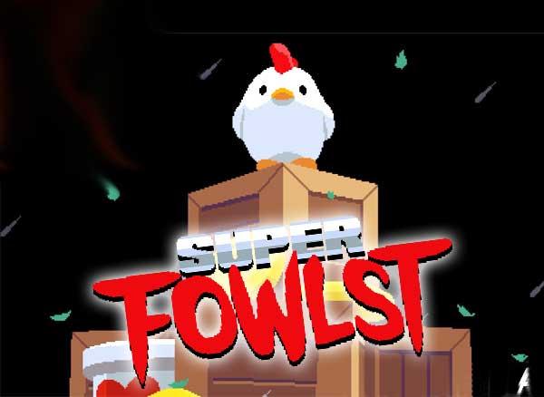 super fowlst iphone ipad jeu de plateforme qui a la co cotte gratuit universmartphone. Black Bedroom Furniture Sets. Home Design Ideas