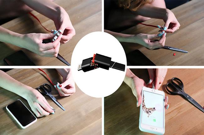 sirteen cable usb c lightning reparable reutilisable 1 - SirTeen, Cable Lightning et USB-C Réparable à Vie (video)