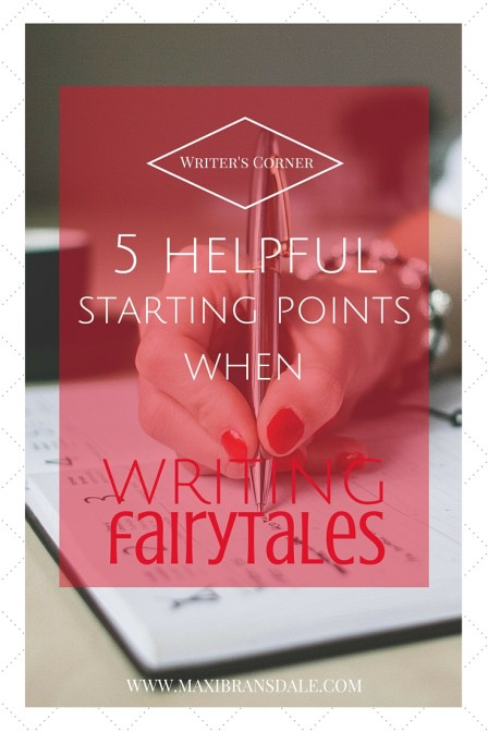 Starting points for fairytales