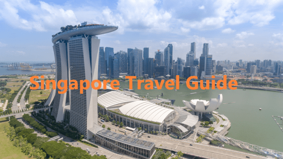 Singapore Travel Guide - Maxi Cab