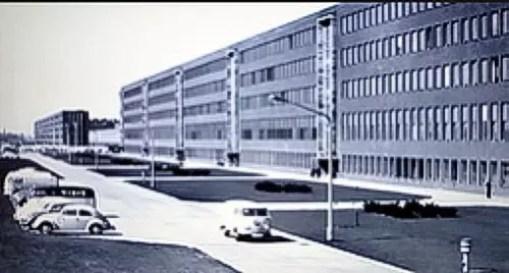 Em 1959 a economia alemã continuava em alta e a fábrica de Hannover seguia com uma produção fantástica.
