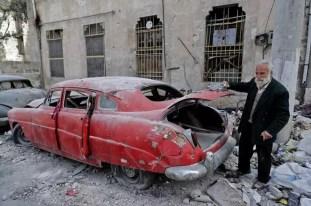 2 - Colecionador Sírio - Foto AFP