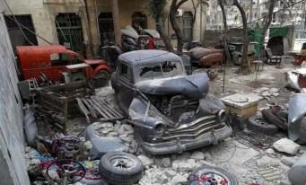 3 - Colecionador Sírio - Foto AFP