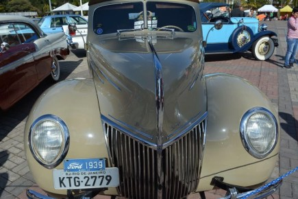 Ford Convertible Coupe