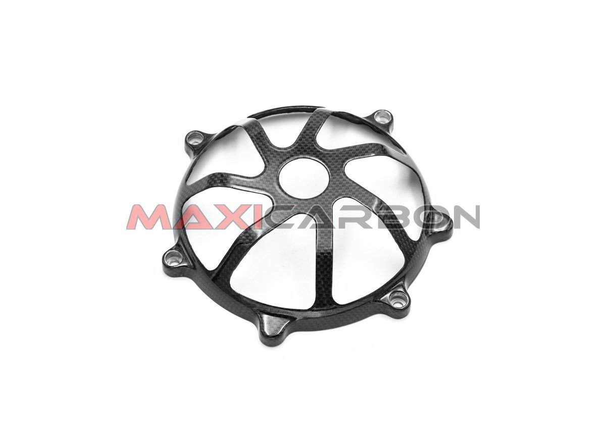 Vented Dry Clutch Cover Maxicarbon