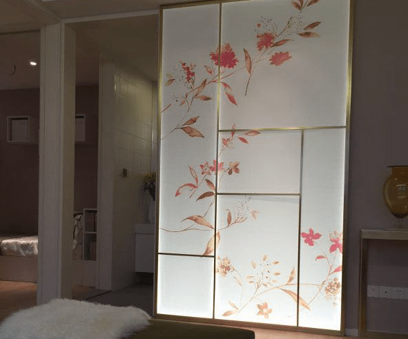 Architecture Backlit Panel