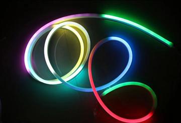 Flexible Soft Silicone LED Tube