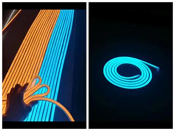 Soft LED Rubber Strip