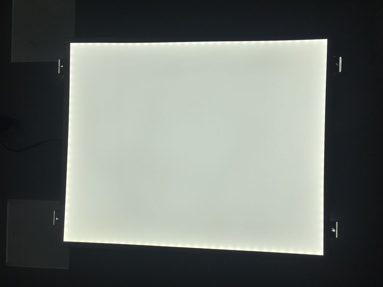 Diffuser Plate with Frame LED Light Sheet