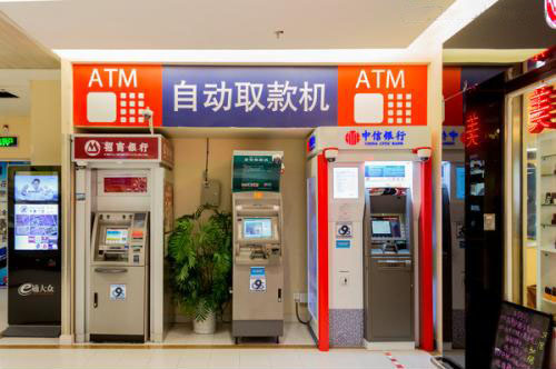LED Light Panel Backlit ATM and vending Machine