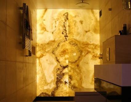 Onyx Backlit Panel