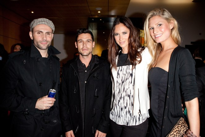 Photo Benji Hart, Dane Rumble, Nikki Phillips, Sarah Stawell_1