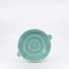 Pacific Pottery Hostessware 201 Trivet Green