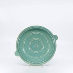 Pacific Pottery Hostessware 203 Trivet Green