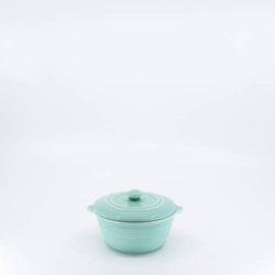 Pacific Pottery Hostessware 205c Ramekin Lid Green