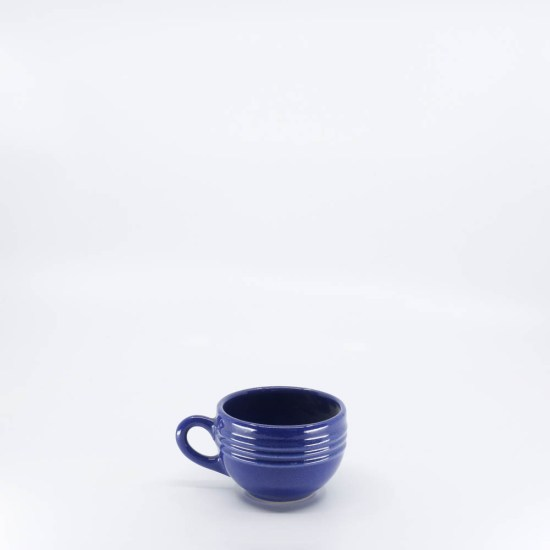 Pacific Pottery Hostessware 313 Punch Cup Pacblue