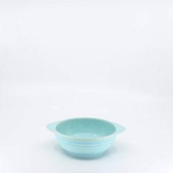 Pacific Pottery Hostessware 37 Onion Soup Bowl Aqua