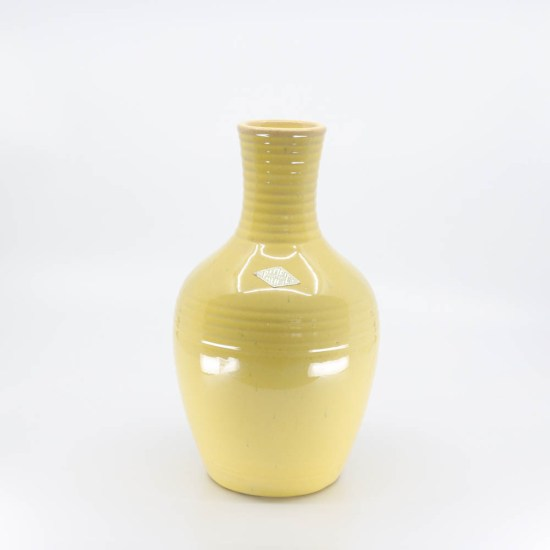 Pacific Pottery Hostessware 410 Water Bottle Yellow