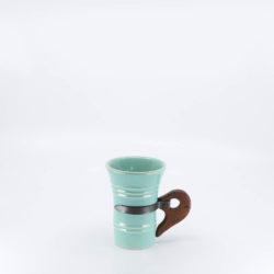Pacific Pottery Hostessware 411 Tumbler Green