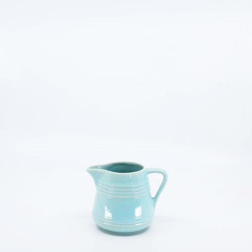 Pacific Pottery Hostessware 427 Pitcher Aqua
