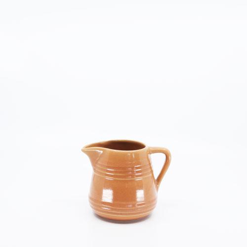 Pacific Pottery Hostessware 428 Pitcher Apricot