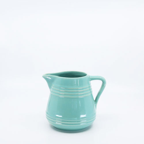 Pacific Pottery Hostessware 429 Pitcher Green