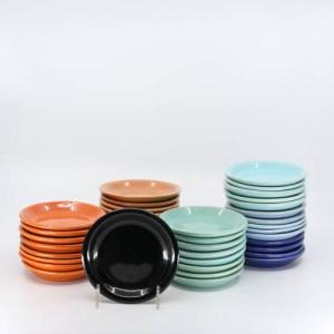 Pacific Pottery Hostessware 432 Coaster Multi