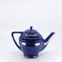 Pacific Pottery Hostessware 447 Teapot Pacblue