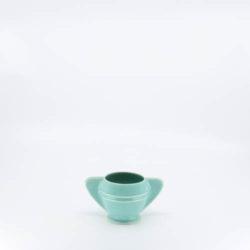 Pacific Pottery Hostessware 450 Demi Sugar Green