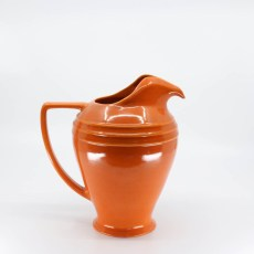 Pacific Pottery Hostessware 460 Restyled Pitcher Red