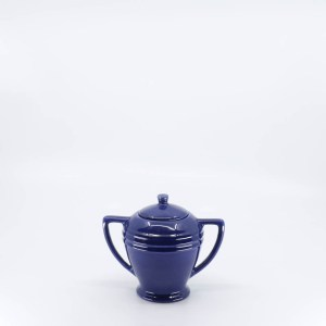 Pacific Pottery Hostessware 463 Restyled Sugar Pacblue