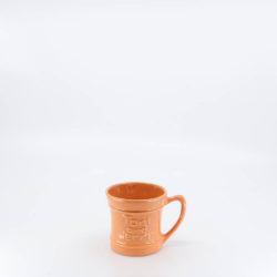 Pacific Pottery Hostessware 618 Tom and Jerry Mug Apricot (later)