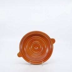 Pacific Pottery Hostessware 201 Trivet Red