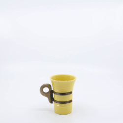 Pacific Pottery Hostessware 411 Tumbler Yellow