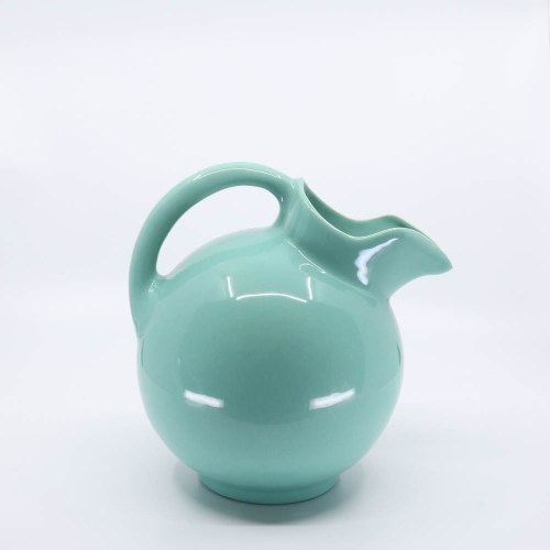 Pacific Pottery Hostessware 420 Ball Pitcher Green