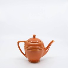 Pacific Pottery Hostessware 446 4-Cup Teapot Red