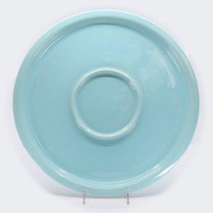 Pacific Pottery Hostessware 452 Serve-All Platter Aqua