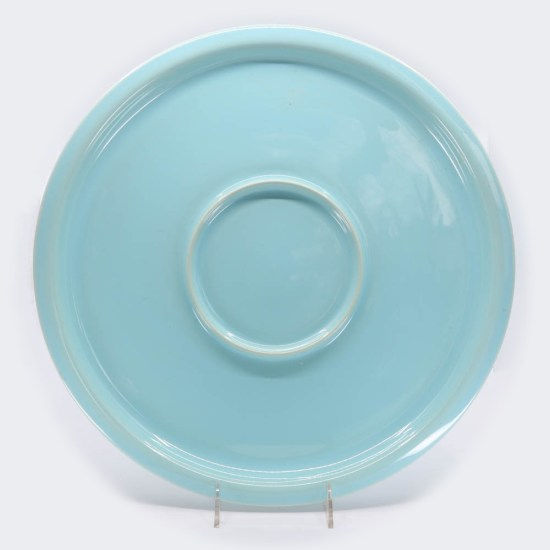 Pacific Pottery Hostessware 452 Serve-All Platter Aqua