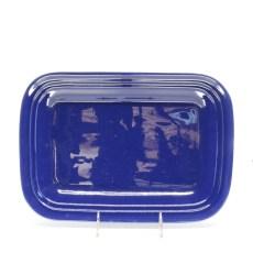 Pacific Pottery Hostessware 616 Rectangular Tray Med Pacblue