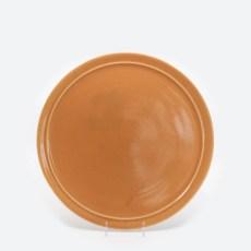 Pacific Pottery Hostessware 619 13 Cake Plate Apricot