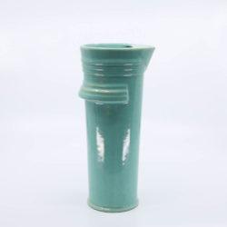 Pacific Pottery Hostessware 630 Martini Pitcher Green