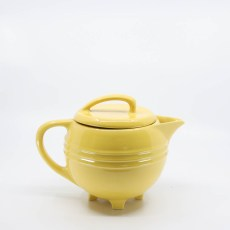 Pacific Pottery Hostessware 436 Batter Pitcher Yellow