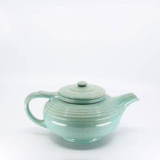Pacific Pottery Hostessware 440 8-cup Teapot Green (older)