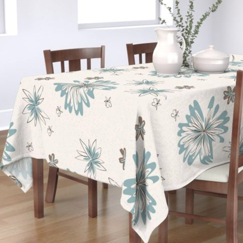 QwkDog Vernon Kilns Young in Heart Tablecloth 03