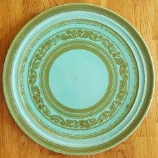 Pacific Pottery Hostessware 619 Chop Plate HMC